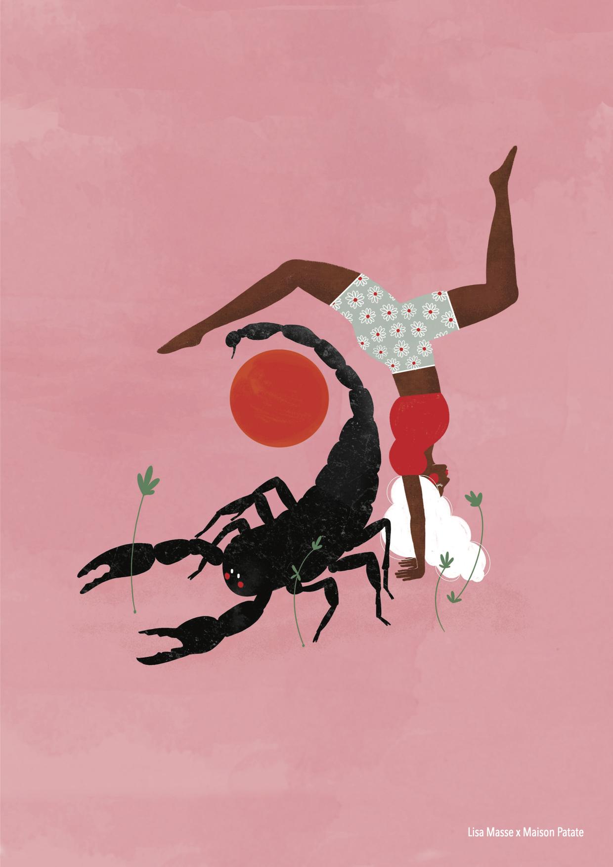 Scorpion-Lisa Masse (ss contour)
